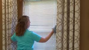 how to clean vinyl blinds the fast easy way youtube