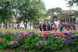 Flower Garden Hanoi by Destination Hanoi Two Sided Travels