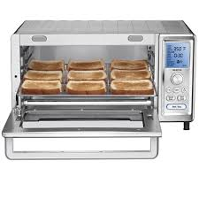 Breville Convection Toaster Oven Cuisinart Tob 260 Convection Toaster Oven Review Best Convection