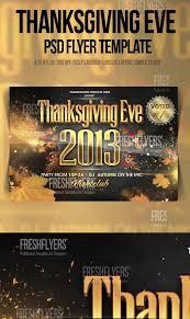 thanksgiving flyer template thanksgiving flyer