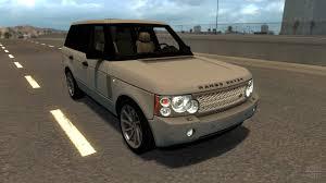 range rover truck interior range rover for american truck simulator