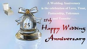 25 wedding anniversary 25th anniversary quotes 25th anniversary wishes