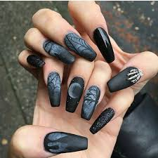 the 25 best vampire nails ideas on pinterest halloween nail art