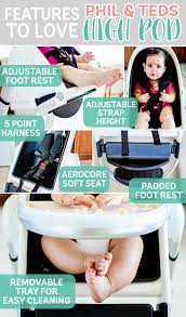 high chair guide phil u0026 teds high pod daily mom