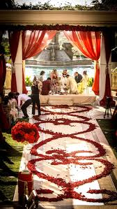 Indian Wedding Ideas Themes by Sparkling Ideas For Red Themed Wedding