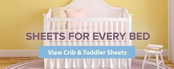 Portable Crib Bedding Sets For Boys by Crib Sheets Baby Sheets Toddler Sheets Sheetworld