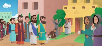 new bible app for kids story jesus heals the daughter of jairus