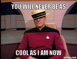 Star Trek Meme Generator - image star trek meme generator you will never be as cool as i am