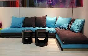 canap futon nara 80 futon 26 coloris futon azur
