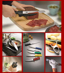 professional kitchen knives victorinox