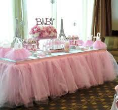 8 ft table skirt tulle tutu table skirt for 8ft 96 table wedding birthday new baby