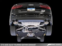 Audi Q5 8hp - awe tuning 2016 c7 5 audi a6 a7 exhaust suite now available