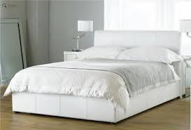White Frame Beds White Ottoman Bed Frame Homehighlight Co Uk