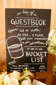 alternative guest book ideas guest book ideas