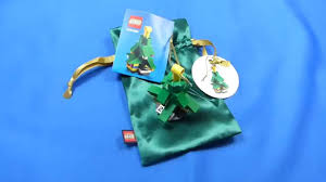 lego vip ornament 2015 exclusive 5003083