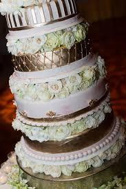 glamorous gold green u0026 white wedding