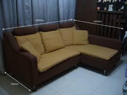 Fabric Sofa Singapore Sea Horse L Shape Fabric Sofa Bukit Panjang Free Classifieds
