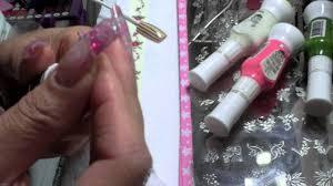 imagenes de uñas decoradas con konad sellos para uñas o sellos konad youtube