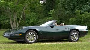 1996 corvette wheels 1996 corvette convertible automatic v 8 engine chrome corvette