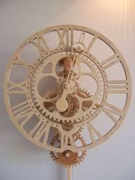 Free Wooden Clock Movement Plans by Best 25 Wooden Gears Ideas Only On Pinterest Wooden Gear Clock