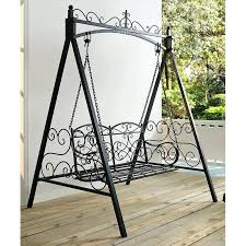 porch swing with stand s stand alone porch swing plans u2013 vuse