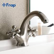 retro kitchen faucet retro kitchen faucets retro brass body nickel brushed bathroom basin