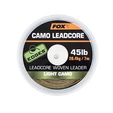 Fox Light Fox Light Camo Leadcore 45lb Mur Tackle Shop