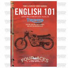 100 triumph workshop manuals triumph 650 rebuild dvd with