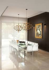 Lighting For Dining Rooms How To Choose A Chandelier For The Dining Room