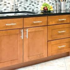 Kitchen Cabinet Door Handle Cabinet Hardware Location Kitchen Cabinets Door Pulls