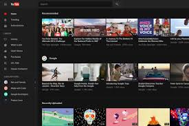 youtube now formally lets you opt in for material design on the