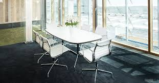 White Meeting Table Office Furniture Meeting Furniture Reception Desks