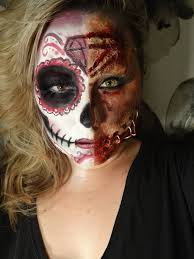 Bloody Costumes Halloween 66 Halloween Makeup Ideas Totally Creep
