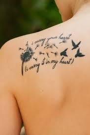 amazing lost love tattoo photos design idea for men and women