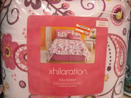 target bedding girls xhilaration girls full queen comforter set u2013 target clearance