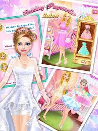 Barbie Wedding Room Decoration Games Wedding Preparation Salon Android Apps On Google Play