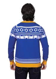 hanukkah sweater hanukkah menorah sweater