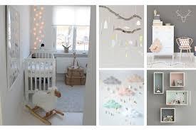 chambre bebe pastel décoration chambre enfant intérieur baby