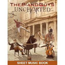 uncharted sheet music piano guys