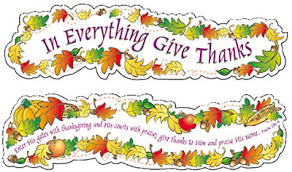 in all things give thanks clip 101 clip