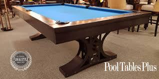 plank u0026 hide axel pool table