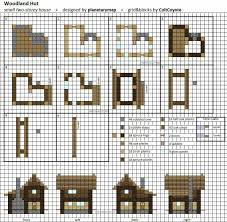Woodland Homes Floor Plans by Pin By Ashleigh Gamel On Minecraft Creations Pinterest