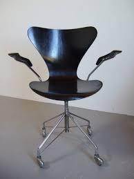 Chaise Serie 7 Authentique Chaise Serie 7 Arne Jacobsen Fritz Hansen Arne Jacobsen