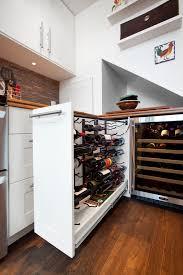 kitchen gun looking marvel wine cooler in kitchen transitional with wine