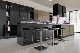 classy contemporary italian kitchen design ideas