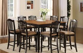 dining room bar top tables wonderful tall dining room table high