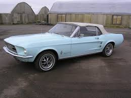 1967 blue mustang here it is 1967 powder blue convertible can t see the interior
