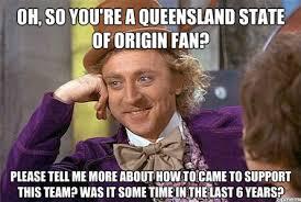 Internet Meme Origins - state of origin nsw qld nrl funny pinterest nrl memes