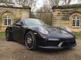 porsche 911 turbo s pdk used 2016 porsche 911 turbo 991 turbo s pdk for sale in