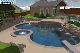 free form pool designs keller custom pool builder ft worth weatherford